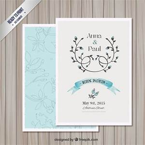 wedding invitation card template vector free download With wedding invitation card format templates free download