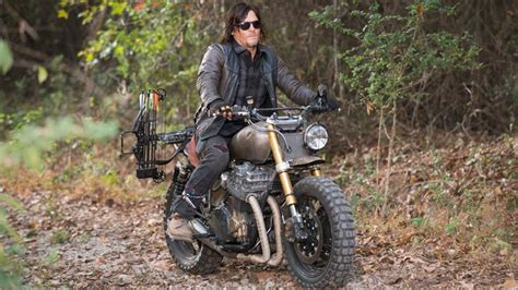 Amc Greenlights New Reality Show 'ride With Norman Reedus