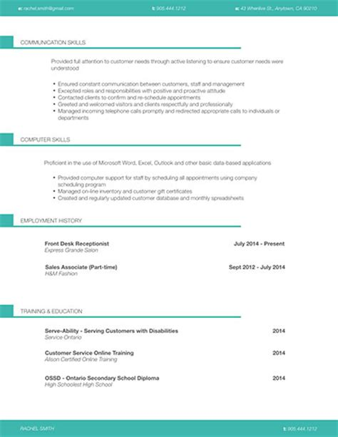 Check Resume Score by Use This Resume To Score Your Next