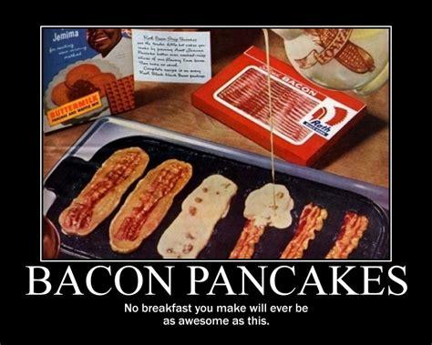 Pancake Memes - bacon pancakes by tomthefanboy on deviantart