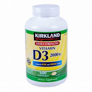 The Best Vitamin D Supplement For 2018