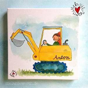 Bilder Fürs Kinderzimmer Leinwand : leinwand malerei f r kleine ~ Markanthonyermac.com Haus und Dekorationen