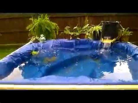 koi tub tub pond by ed thompsinner