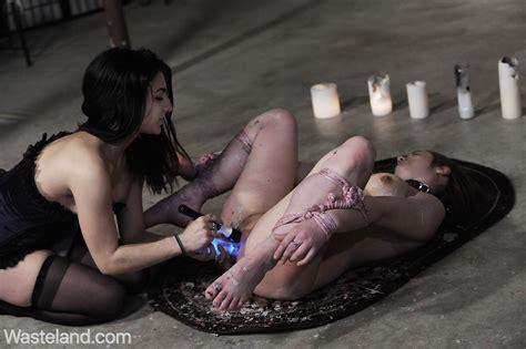femdom hot wax torment mistress violet wasteland free bondage movies and photos