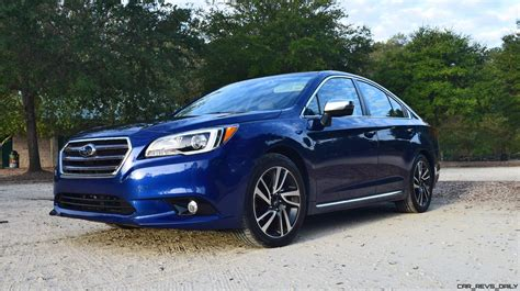 subaru legacy 2017 subaru legacy 2 5i sport hd road test review