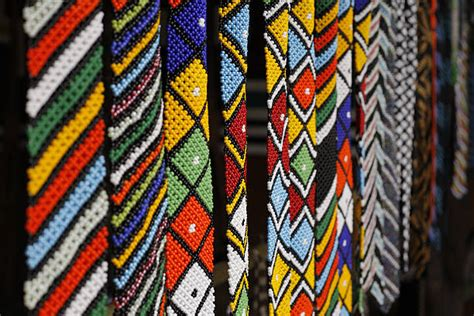 zulu beads stock  pictures royalty
