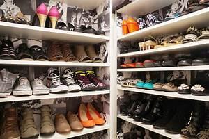 Mon Shoesing + DIY Créer facilement un rangement pour chaussuresHéma pose ses valises ★ Fashion