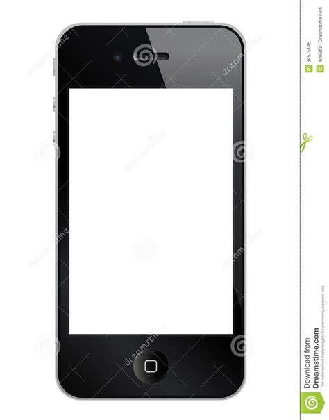 iphone screen template iphone editorial image image of message cellular