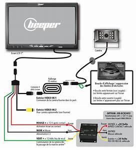 Comment Installer Camera De Surveillance Exterieur : schema de cablage camera de surveillance pdf hydro ~ Premium-room.com Idées de Décoration