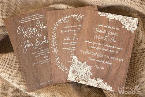 contoh desain undangan pernikahan unik  kekinian
