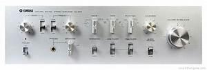 Yamaha Ca-800 - Manual - Stereo Integrated Amplifier