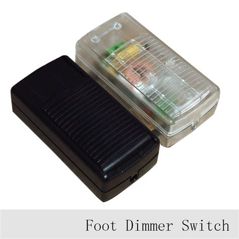 tabletop l dimmer switch foot push control dimming switch floor light table l