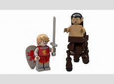 LEGO Ideas Narnia Aslan's Camp