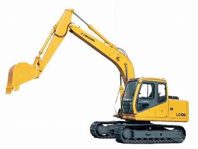 Excavator Backhoe Clip Clipart Cat Road Loader
