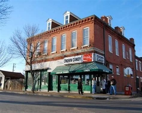 crown candy kitchen st louis mo    oldest