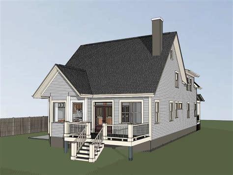 house plan  standard series thompsonplanscom
