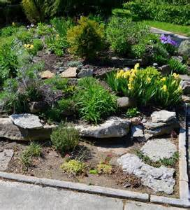 small rock garden photos