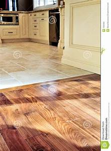Hardwood and tile floor stock photo Image of dining - 7250452