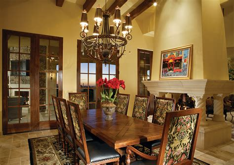 Room Dining Menu Scottsdale Az by Custom Home Scottsdale Az Elite Custom Homes Builders