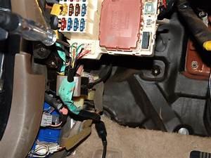 1993 Toyota Camry Tail Lights Inoperative