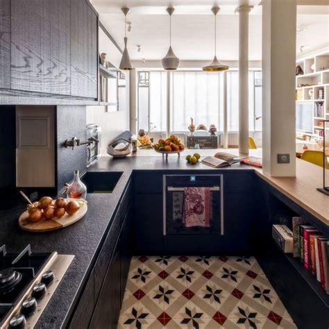 cuisine forme u cuisine en u idées d 39 aménagement côté maison