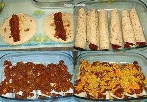 Recette Avec Tortillas Wraps : recette avec tortillas interesting terrible recette avec des wraps recette avec tortillas wraps ~ Melissatoandfro.com Idées de Décoration