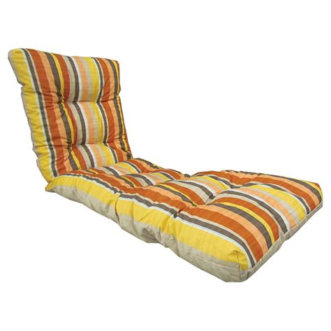 coussin pour chaise patio patio lounge chair cushion reversible coral rona