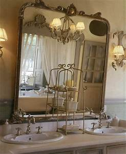 new 18th century french decorating ideas rediscovering With french style bathroom mirror