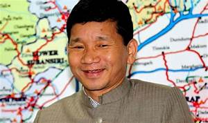 Arunachal Pradesh assembly pays tribute to Kalikho Pul ...