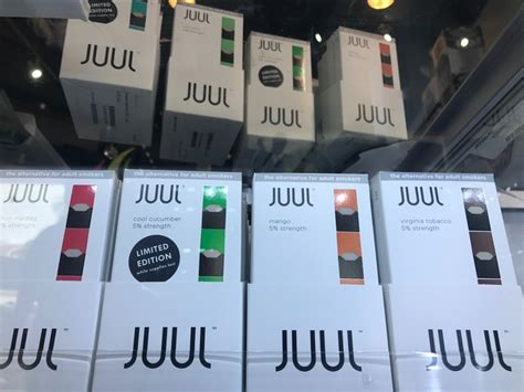 'juul' E-cigarette That Looks Like Usb Stick Being Found
