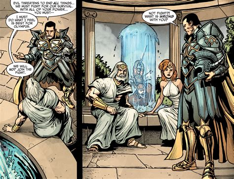 how ares became the god of war comicnewbies