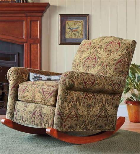 rocking chair slipcover upholstered rocking chair slipcover