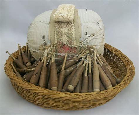 lace making kit  sale antiquescom classifieds