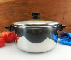 revere ware vintage cookware stainless copper tri ply  olde kitchen ideas revere