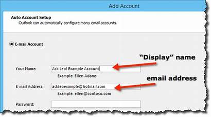 Address Email Wrong Why Getting Account Right