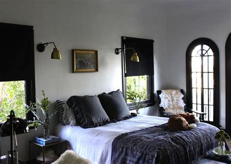 Design Sleuth Noirish La Bedroom Remodelista