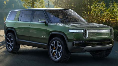 Electric Truck by All Electric Rivian And Suv Take Charge Consumer