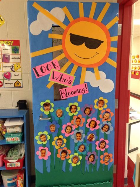 Classroom Door Themes by 10 Best Ideas About Preschool Door Decorations On