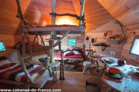 chambres dans les arbres la clairière aux cabanes cabanes de