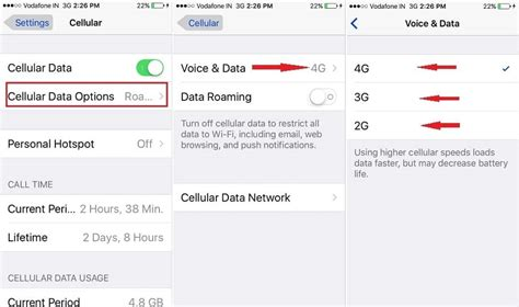 cellular data iphone how to turn cellular data on iphone ipod ios