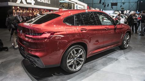 2019 Bmw X4 Revealed With Specs, Engine Details, Photos