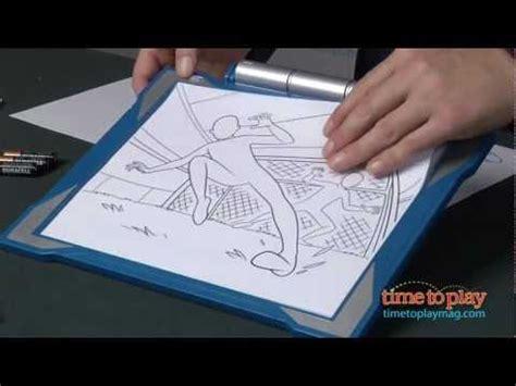 light  tracing pad  crayola youtube