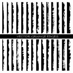 Grunge edges collection Vector | Free Download