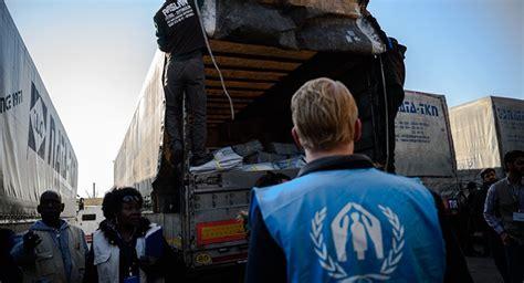 Syria's Homs Receives 200 Tonnes of UN Humanitarian Aid