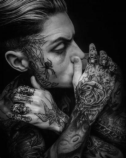 Tattoos Tattoo Jord Liddell Boy Bonnie Rotten