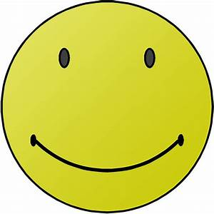 Smiley face happy face clipart free clipart images - Clipartix