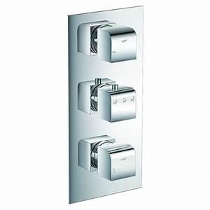 Unterputz Thermostat Dusche : soho 2 wege unterputz thermostat armatur duscharmatur ebay ~ Frokenaadalensverden.com Haus und Dekorationen