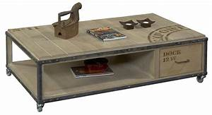 Table Basse Tiroir : table basse tiroir table basse table pliante et table de cuisine ~ Teatrodelosmanantiales.com Idées de Décoration