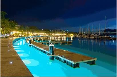 Papeete Tahiti Marina Port Monaco Une Yacht
