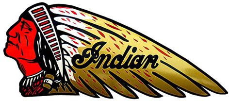 Indian Motorcycle Logo Indian Head Legendary Indian Riders